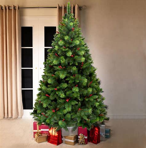 green norwegian spruce christmas tree ft artificial