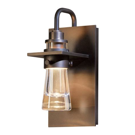 buy the erlenmeyer outdoor wall sconce small