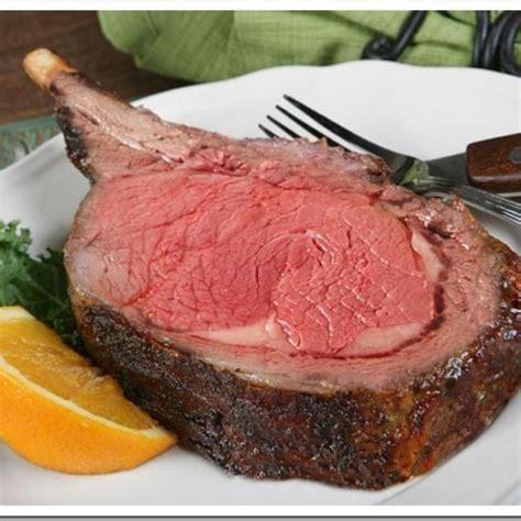 recipe for prime rib best restaurant style prime rib roast ever recipe prime rib