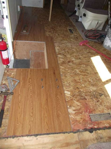Vinyl Laminate Flooring, Floating Floor