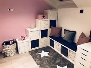 Geniale Ikea Kallax Eck Lsung Fr Das Kinderzimmer New