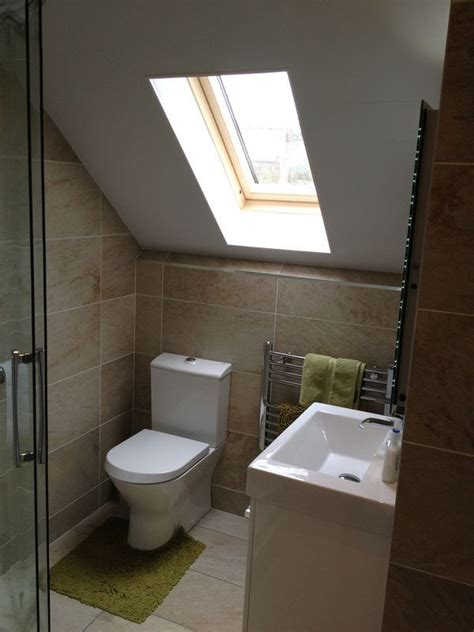 The 25 Best Small Attic Bathroom Ideas On Pinterest Cool