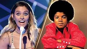 Paris Jackson Taking Her Dad Michael's Place in Jackson 5 ...
