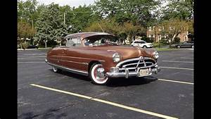 1951 Hudson Hornet  U201ctribute U201d In Texas Tan Paint  U0026 Engine Sound On My Car Story With Lou