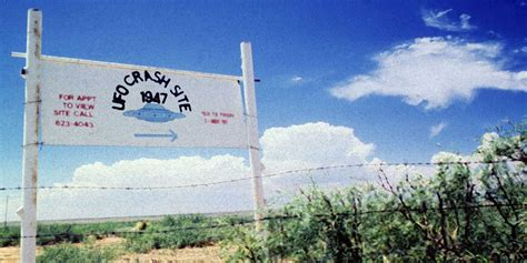 Area 51: First UFO controversy in US was a secret military ...