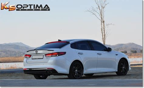 optima store   kia optima painted trunk