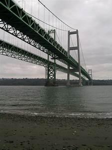 November Calendar Page Bridgehunter Com Tacoma Narrows Bridge 2007