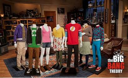 Bang Theory Costumes Museum History American Tbbt