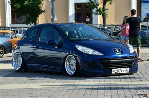 peugeot 207 tuning tuning peugeot 207