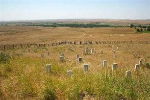 Battle of Little Big Horn Battlefield