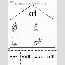 Short Vowel Word Family Word Work {bundle Of 30 Families}  Word Families, Shorts And Word Work