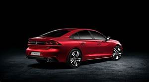 508 Peugeot 2018 : 2018 peugeot 508 revealed in full glory gt version confirmed autoevolution ~ Gottalentnigeria.com Avis de Voitures