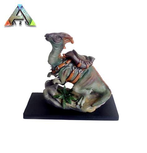ark survival evolved herbivore parasaure en argile