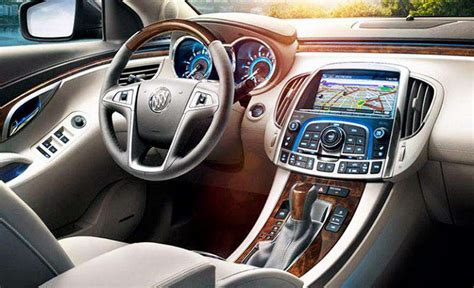 Buick Lacrosse Price Release Date Photos Mpg
