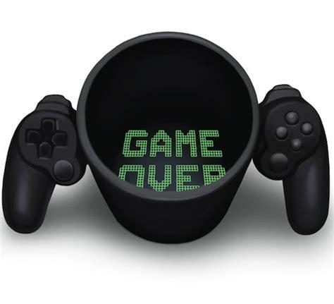 Game Over Mug A Game Controller Coffee Mug