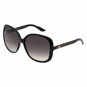 Lunette De Soleil Femme Solde : gucci lunettes de soleil femme noir achat vente lunettes de soleil femme soldes d s le 27 ~ Farleysfitness.com Idées de Décoration