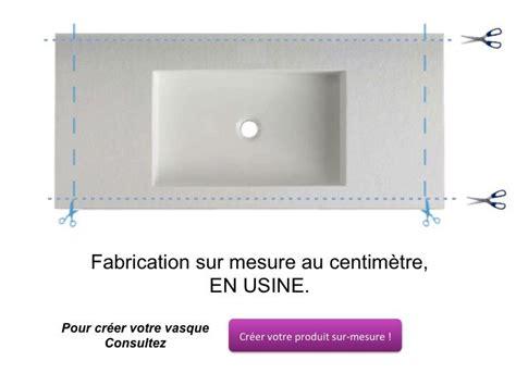 vasques largeur 80 plan vasque suspendue ou 224 encastrer largeur 80 cm en r 233 sine avec