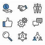 Icons Business Icon Flaticon Freepik Vector Commercial