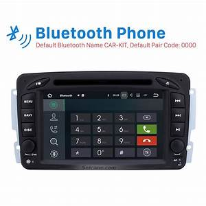 Double Din Pure Android 7 1 1 Cd Radio Aftermarket Oem Gps