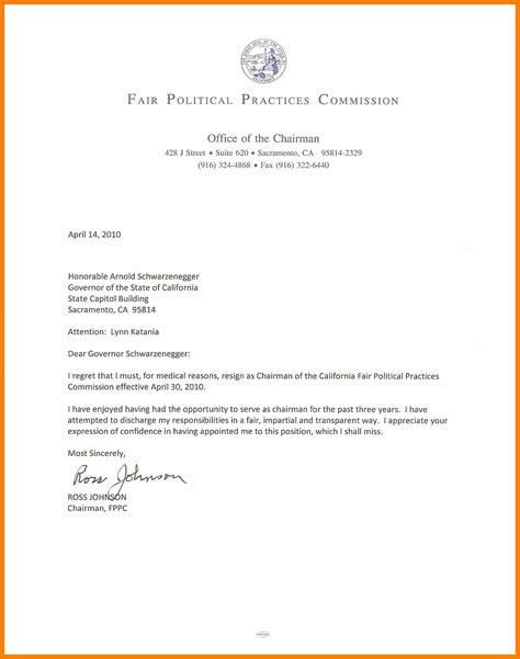 resignation letter  good resume format