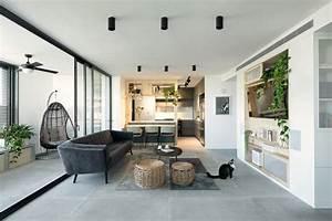 Modern, Urban, Apartment, In, Tel, Aviv