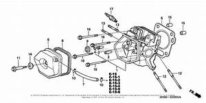 Honda Engines Gx270 Pae2  A Engine  Jpn  Vin  Gcab