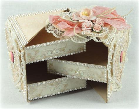 diy beautiful gift box  hidden drawers