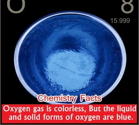 interesting chemistry facts funcage