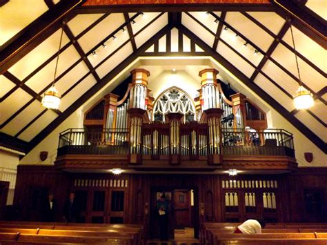 Organ Recital Mark Laubach 2017 Ago Mid Atlantic