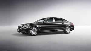 Mercedes Redefines Auto Luxury With 2016 Mercedes-Maybach ...