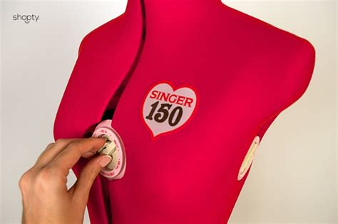 singer cuisine mannequin couture buste de couture réglable singer df150