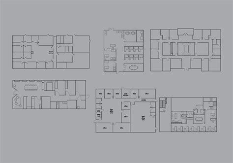 floor plans vector office floor plan vector pack download free vector art stock graphics images