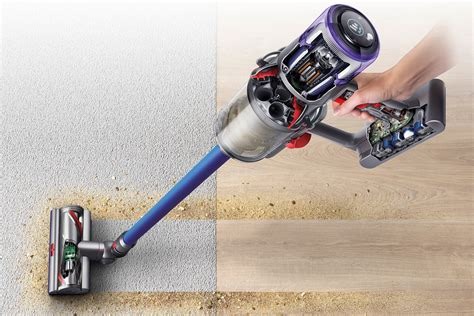 vacuum cleaner dyson  torque drive cord