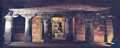 indian heritage painting ajanta caves rock cut