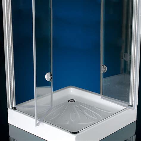 cabina doccia misure cabina doccia apertura doppia a libro vetro 6 mm