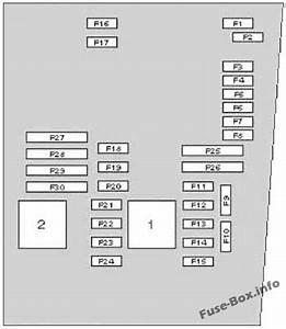 Fuse Box Diagram  U0026gt  Seat Altea  2005
