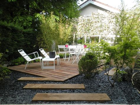 amenagement terrasse et jardin photo meilleures images d