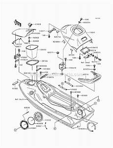 Polaris Jet Ski Parts Diagram
