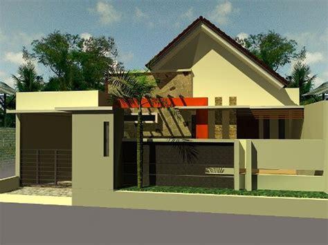 desain atap rumah modern  populer