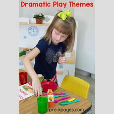 Dramatic Play Center In Preschool Prek And Kindergarten