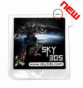 Sky3DS Sky 3DS Flashcard For All 3DS Consoles World Wide