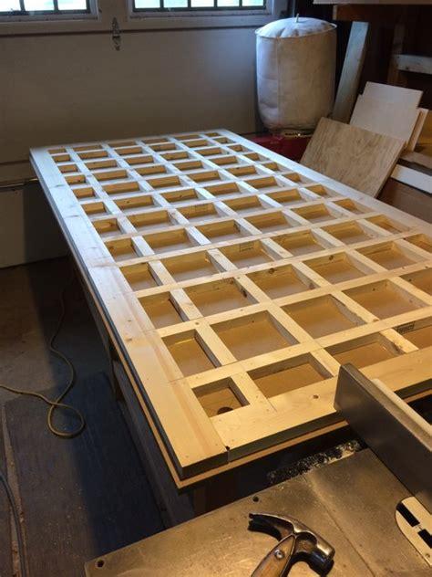 outfeedassembly table  polishcannon  lumberjockscom
