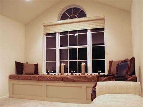 master bedroom window seat hgtv