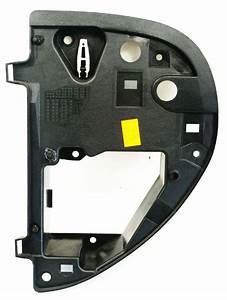 Lh Dash Fuse Panel Bracket End Cap Audi Tt Mk1