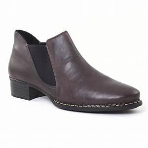 Tendance Chaussures Automne Hiver 2016 : rieker 53683 45 smoke low boots gris automne hiver chez ~ Melissatoandfro.com Idées de Décoration