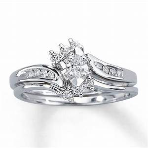 2018 popular kay jewelers wedding bands sets With kay wedding rings sets