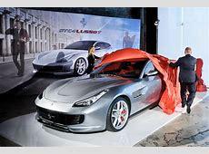 News V8Powered Ferrari GTC4Lusso T Pricing Revealed