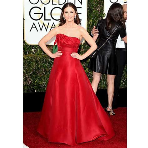 The Best Celebrity Red Dresses  Celebrity Style