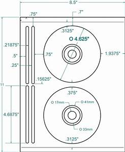 compulabel 312660 4625quot cd dvd labels 5931 100 white With dvd label size