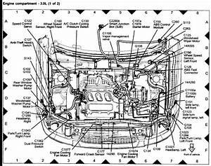Module Location 2009 Ford Flex